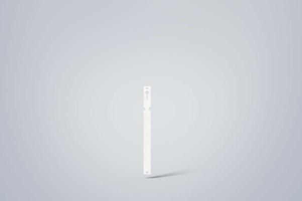 Tyvek EDV-Schlaufen auf Rolle, 13x160 mm