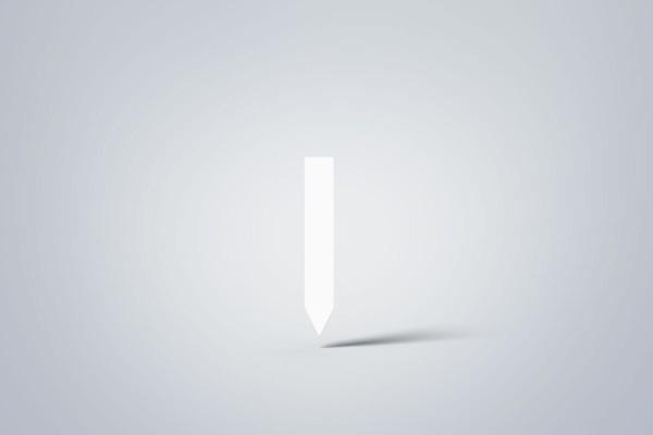 Steck-Etiketten, 16x100 mm