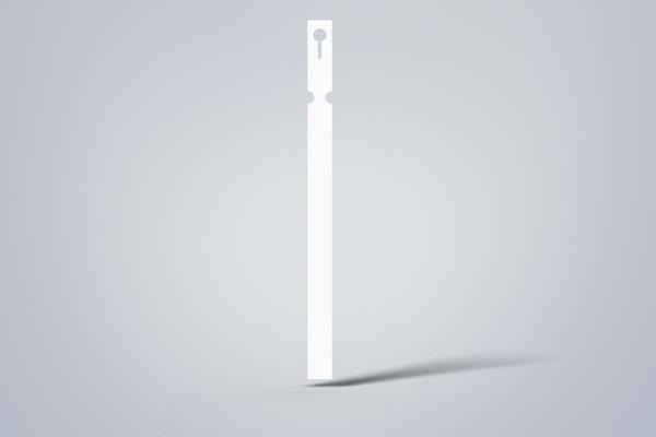 TT-Schlaufen auf Rolle, 17x250 mm, 6-bahnig