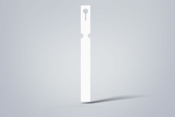 TT-Schlaufen auf Rolle, 25x250 mm, 4-bahnig