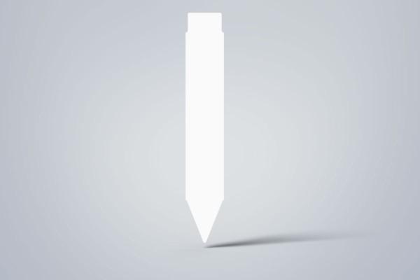 TT-Steck-Etiketten auf Rolle, 25x150 mm