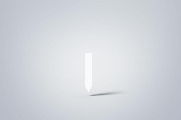 Steck-Etiketten, 13x80 mm
