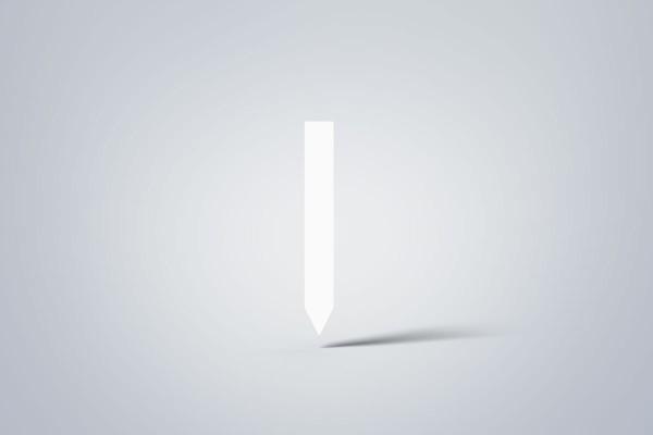 Steck-Etiketten, 16x120 mm