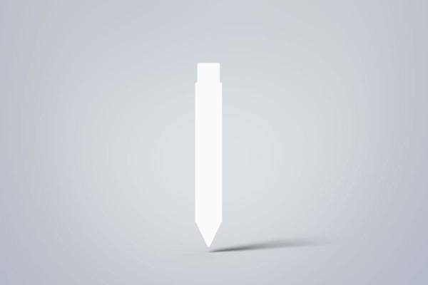 TT-Steck-Etiketten auf Rolle, 17x118 mm